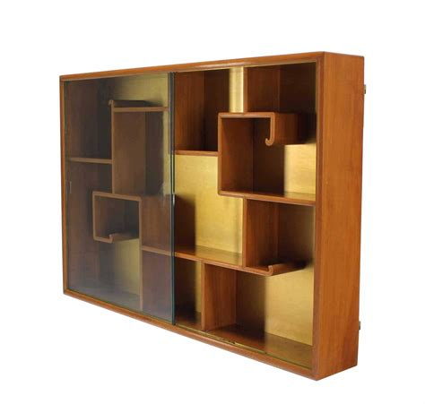 hanging bookcase ornate hanging bookcase shelf with glass doors for sale at 1stdibs