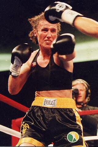 womens boxing jane couch biography
