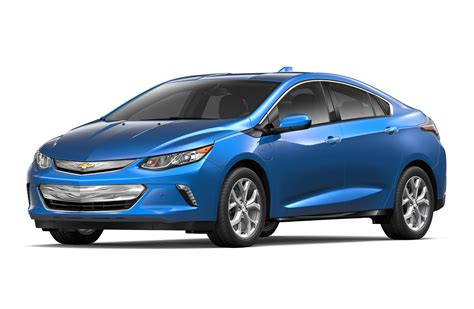 Chevrolet Volt 2016  Teknikens Värld