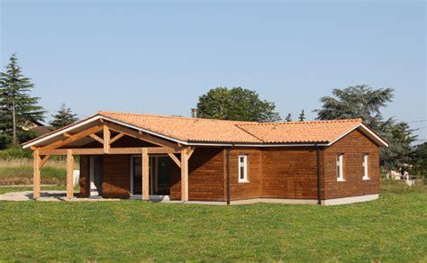 mod 232 les maison ossature bois maison eco bois