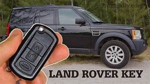 Land Rover Key Fob Battery Replacement And Key Shell