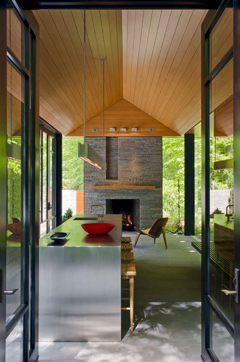 nevis pool  garden pavilion  robert gurney architect