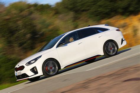 kia proceed  review parkers