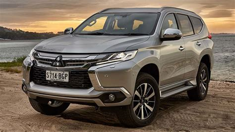 Sports Mitsubishi by Mitsubishi Pajero Sport Exceed 2016 Review Carsguide