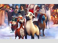 'Elliot The Littlest Reindeer' Official Trailer on the