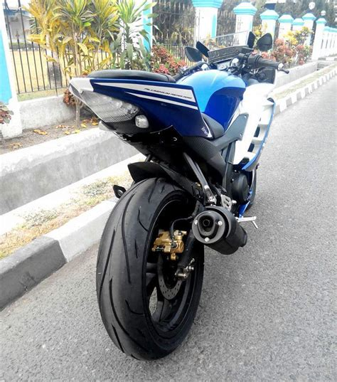 Best Modification R15 by R15 Modify Hobbiesxstyle