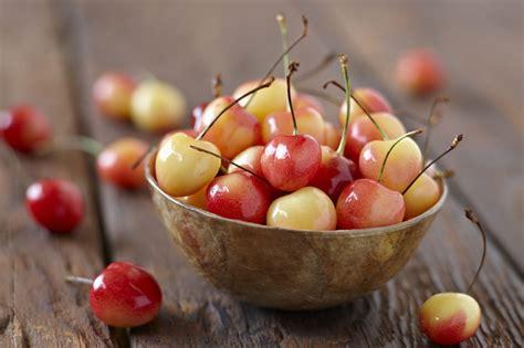 types  cherries