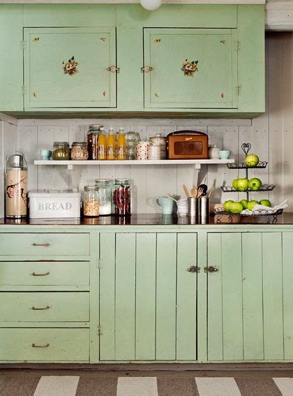 green kitchen cupboards 17 best images about mint color on green cake 1401