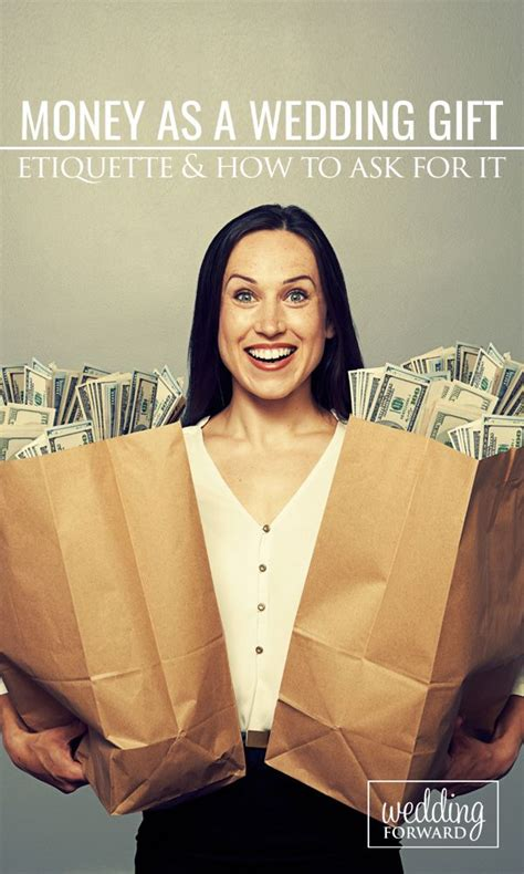 polite ways    money   wedding gift