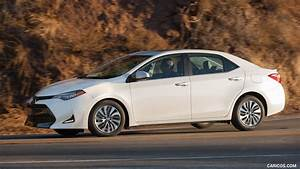 2017 Toyota Corolla LE Eco (Super White) - Side | HD ...