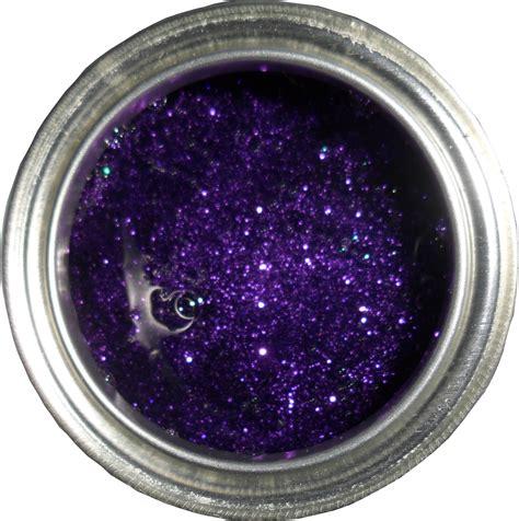Purple Glitter Paint  Sparkle Paints