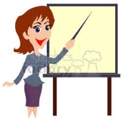 Teacher in Front of Class Clipart (68+)
