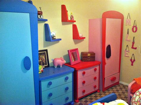 Nice Blur Red Double Ikea Kids Room