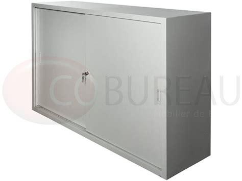 armoire m allique de bureau armoire bureau porte coulissante armoire de bureau porte
