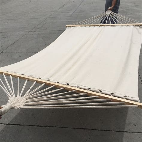 Hammock For by New Outdoor Swing Chair Hanging Cing Cotton Bed