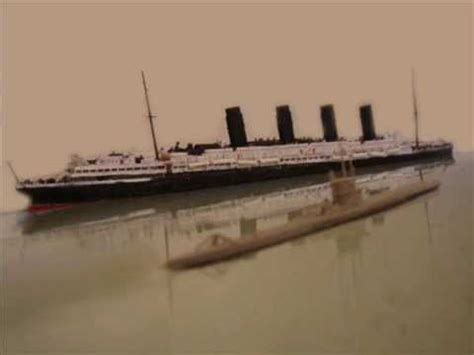 lusitania 100 year anniversary youtube