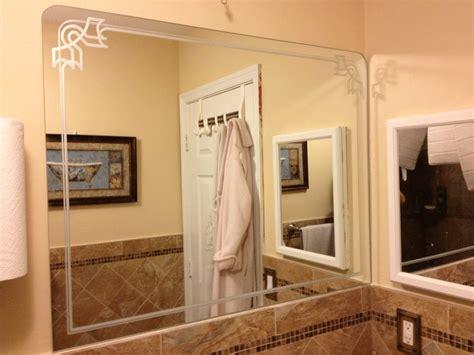 mirror etched border krystal glass company