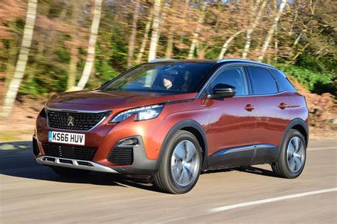 Peugeot 3008 Picture by Peugeot 3008 Review Pictures Auto Express