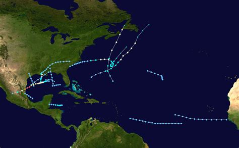1977 Atlantic Hurricane Season Wikipedia