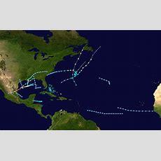 1977 Atlantic Hurricane Season Wikipedia