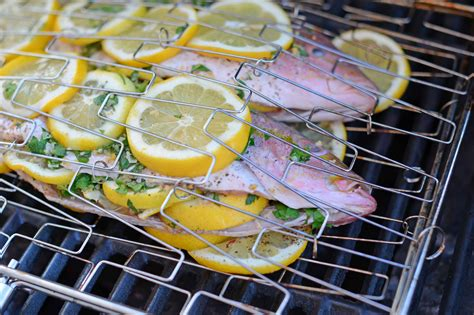 snapper grilled fish grill whole recipes recipe savoryexperiments mediterranean cook head prepare own tilapia