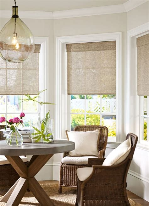 Blinds And Window Coverings by 25 Best Ideas About Bay Window Blinds On Bay