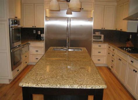 new venetian gold granite backsplash kitchen