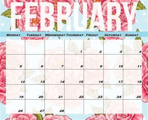 february  hd calendar images  calendar