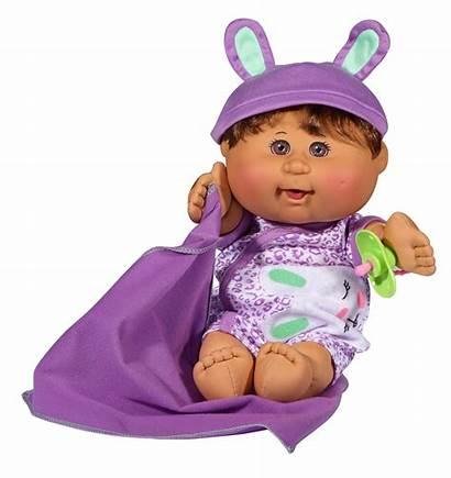 Cabbage Patch Babies Naptime Pajamas Purple Sears