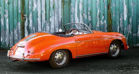 This Porsche 356 Speedster has a certain something ...