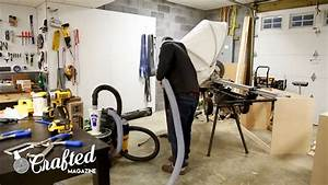 Building the Jay Bates Miter Saw Station Part 1 [Video