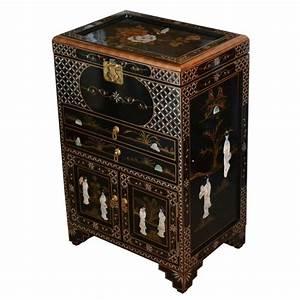 Coffre à Bijoux Bois : coffre bijoux laqu chinois ~ Premium-room.com Idées de Décoration