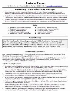 The 10 Best Digital Marketing Cv Examples  U0026 Templates