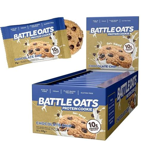 siege cookie unnu ltd battle oats cookies 12 pack