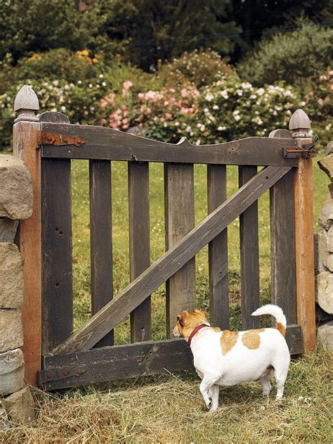 woodwork build wood garden gate pdf plans