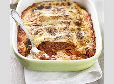 Beef cannelloni recipe BBC Good Food