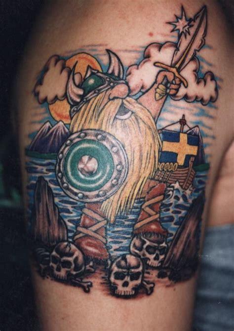 viking tattoos page