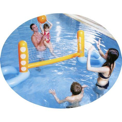 piscine a balle gonflable jeu de volley de piscine gonflable