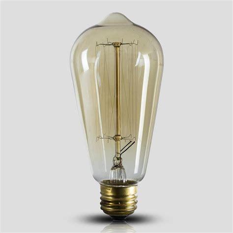gallery vintage edison 40 watt elongated light