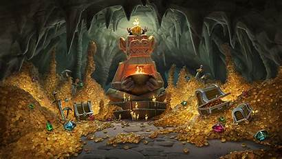 Hearthstone Kobolds Catacombs Wallpapers Warcraft Heroes Background