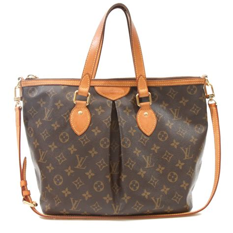 louis vuitton monogram palermo pm bag lvjp bags