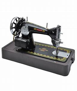 Usha Electric Deluxe Motor Sewing Machine Price In India