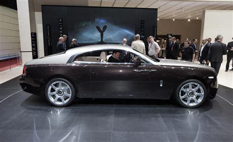 2018 Rolls Royce Wraith Image 9