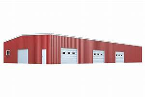 80x80 metal building package general steel shop for 80x80 steel building