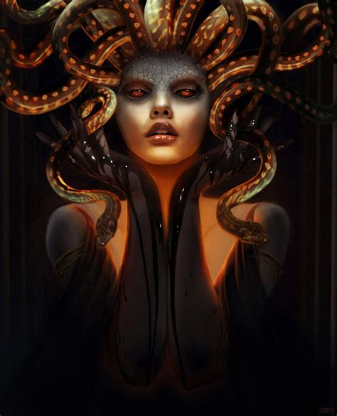 What Do You Guys Want Medusa To Look Like??? Smite