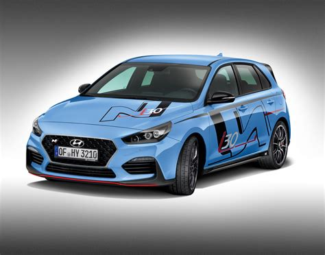 make your hyundai i30n feel faster with new quot n thusiast quot goodies carscoops
