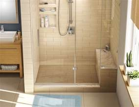 How To Replace A Shower Tray by Redi Bench Shower Seat