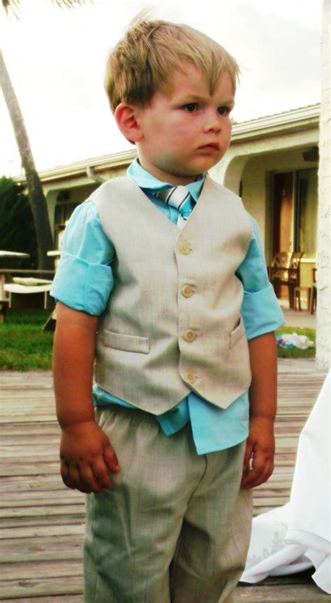 17 best images about wedding ring bearers attire on