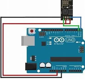 Cara Konfigurasi Wifi Module Esp8266 Esp
