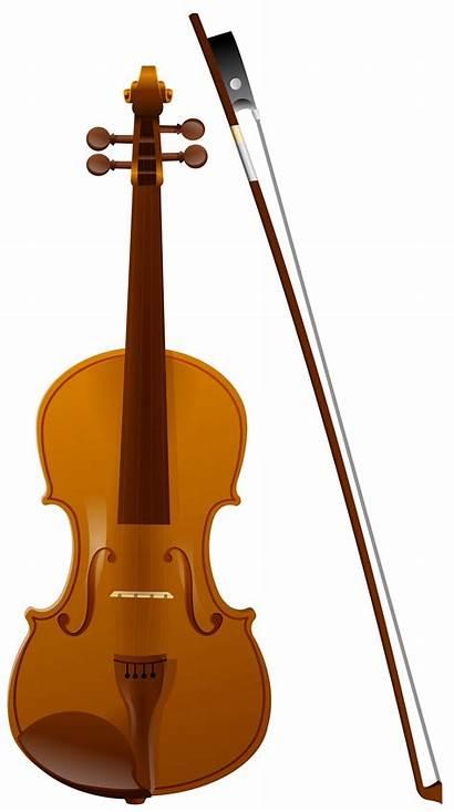 Violin Clipart Clip Yopriceville Violon Transparent Clipartart
